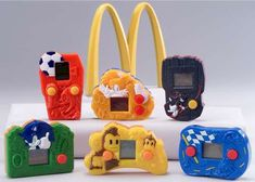 Those Were the '90s! - Remember when a trip to McDonald's was less about food and more about toys?