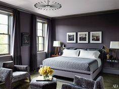 Shawn Henderson Master Bedroom Design Photos | Architectural Digest