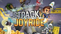 Jetpack Joyride v1.9.10 (Unlimited Coins) Apk   Google Play Summer Sales 8th August - 19th August 50% off The Starter Pack Back to the Future Bundle and 100000 coin pack For Maylaysia Singapore and Thailand only. Suit up with a selection of the coolest jetpacks ever made and take to the skies as Barry Steakfries the lovable hero on a one-way trip to adventure! From the creators of the worldwide phenomenon Fruit Ninja comes the action-packed Jetpack Joyride Halfbrick's most anticipated…
