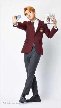 [Picture] BTS X SK Telecom Studio Filming Cut [160305]