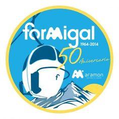 """Nuevo logo """"retro"""" de Formigal"""