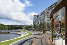 Hornsbergs Strandpark, Stockholm, 2012 - Nyréns Arkitektkontor Yes.