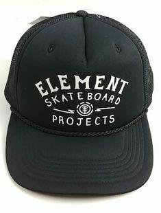 Details about Quiksilver Boardriding Trucker Hat Baseball Cap Snapback Men s  Skate Ski OSFM 517e40c3515f