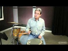 Ed Soph Stick Technique Lesson Part 1 of 3 - Grips - YouTube