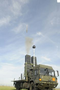 MBDA's advanced air defence system for the British Army enters assessment phase