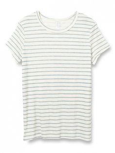 Alternative Apparel Ideal Printed Eco-Jersey T-Shirt