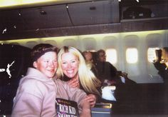 midsi and mam flying home from states business class for first time, so excited never sleep on whole flight home