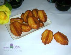 Madeleine - ricetta dolcetti francesi   cucina preDiletta