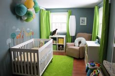 Baby Caden's Nursery with the full Babyletto Modo Collection! <3