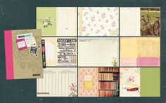 Memory Works: Smash Book by K & Company | Scrapbook OBSESSION