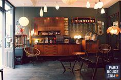 Delphine Pariente -shop in Paris-