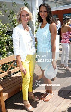 Roland Garros _ Flora Coquerel & Sylvie Tellier