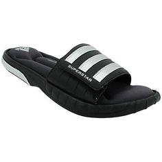 49087a57a2a3 Adidas Superstar 3G Slide Sandals - Mens. Rogan s Shoes