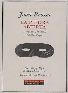 EL LEGADO DE JOAN BROSA.- Con la exposición de parte de su obra en la Fundación Joan Miró de Barcelona, en 1986, el trabajo de Joan Brossa sale de los estrechos círculos de amigos e incondicionales más cercanos para servir de inspiración y estudio a los jóvenes creadores de Europa, primero, y de América, después.