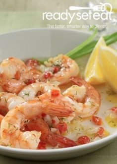 Whip up this tasty shrimp scampi up for a fun summer dinner party, or simply a nice meal for two.