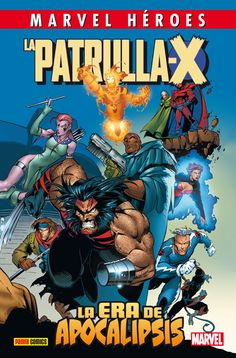 Marvel Héroes 71El mayor evento mutante jamás producido. La muerte de Charles Xavier en el pasado cambia la historia del Universo Marvel. Ahora, Apocalipsis reina supremo, frente a una Patrulla-X liderada por Magneto que apenas puede resistir...