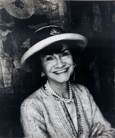 Mme Coco Chanel by Cecil Beaton