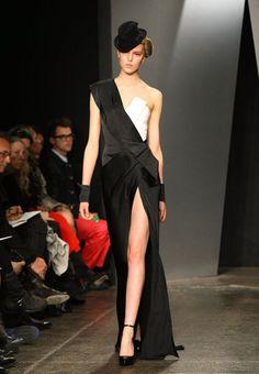 this dress! donna karan fall 2012