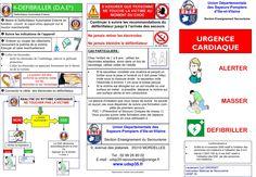 Consignes premiers secours Arrêt Cardio Respiratoire (ACR) 2/2