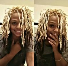 """Locs & Natural Beauty """"Love your Hair"""""""