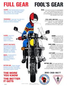 Safety Corner UPDATED - American Legion Riders Chapter 48