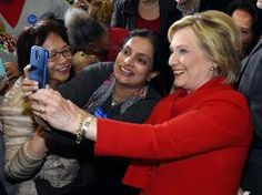 Clinton's tech policy backs entrepreneurs and more internet access     - CNET   Enlarge Image  Hillary Clinton takes a selfie with fans.                                              Ethan Miller/Getty Images                                          Hillary Clinton sees technology as the key to a thriving economy and an important tool in reducing social and economic inequality.  On Tuesday the presumptive Democratic nominee for president released her platform on technology policy.  It hits…