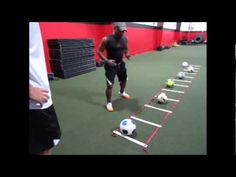 P1 Soccer Specific Training With Eddie Henderson (Part 1/2) - YouTube