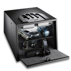 GunVault GVB2000 Pistol Safe MultiVault Biometric #Gunsafes.com