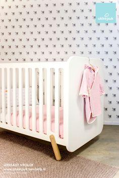 Babyledikant Vrolijk - Ukkepuk meubels - babykamer