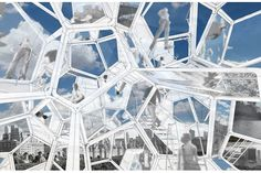 Tomas Saraceno on the Roof: Cloud City