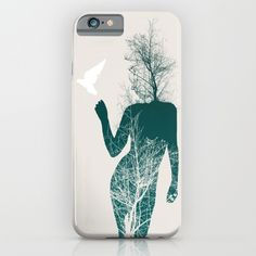 Bliss of Solitude iPhone & iPod Case