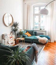 Inspiring Bohemian Style Bedroom Decor Design Ideas - Home Design - lmolnar - Best Design and Decoration You Need Home Decor Inspiration, Home Living Room, Interior, Home Decor, Room Inspiration, House Interior, Apartment Decor, Bedroom Decor, Furniture Styles