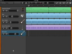 Combining Garage Band & iMovie in the music classroom