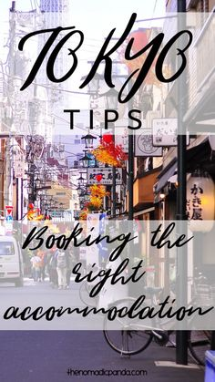 Tips for booking accommodation in Tokyo – The Nomadic Panda |Tokyo guide| Tokyo travel tips| #tokyo #tokyoguide #tokyotips #tokyotravel #japan #japantravel #blogging #traveltips