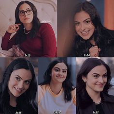 Camila Mendes Riverdale, Riverdale Veronica, Camilla Mendes, River Dale, Riverdale Cast, Jessica Rabbit, Cheryl, Girl Crushes, Sisters