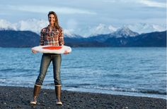 How a Highland Park girl ended up in Homer, Alaska, eating moose and selling salmon.