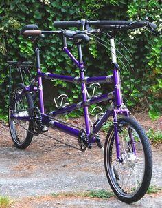 Rohloff folding travel tandem by Rodriguez Custom Bikes Mountain Bike Shoes, Mountain Bicycle, Touring Bicycles, Mtb Shoes, Tandem Bicycle, Bicycle Brands, Sport Bikes, Custom Bikes, Cool Bikes
