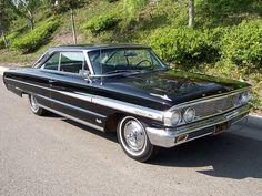 BaT Exclusive: Insanely Original 1964 Ford Galaxie | Bring a Trailer
