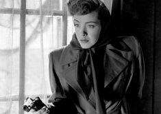 Raw Deal (1948) -- Marsha Hunt as the parole officer in a doomed love triangle.