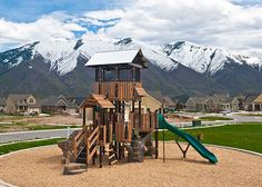 """It's National Wildlife Week! This year's theme is """"Branching Out for Wildlife,"""" which celebrates #trees and their importance to #wildlife and people. Celebrate by planting a tree...or go find a tree house like this one in Mapleton, Utah, and #play!"""