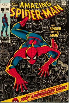 """-This is a""""Amazing Spiderman Comic Book. -Signed by """"Stan Lee"""". -This comic book is CGC Graded/Certified a Signature Series with Cream to Off-White Pages. Spiderman Poster, Spiderman Comic Books, Superhero Poster, Comic Poster, Comic Book Superheroes, Spiderman Marvel, Poster Marvel, Superhero Room, Amazing Spiderman"""