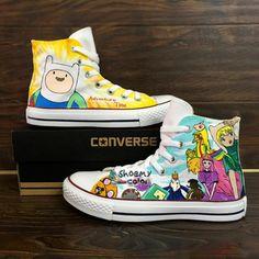 0f923164ed44 Custom Hand Painted Shoes Converse Vans Toms for Men Women