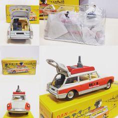 Dan-Toysというフランスのミニカー屋さん。