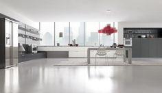 Idées pour une cuisine design et minimaliste - Visit the website to see all pictures http://www.amenagementdesign.com/decoration/idees-pour-une-cuisine-design-et-minimaliste