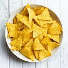 Triangolini di mais al formaggio e pepe nero - Tutte le ricette dalla A alla Z - Cucina Naturale - Ricette, Menu, Diete