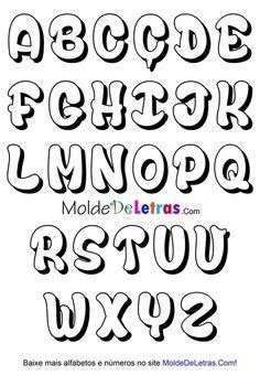 Graffiti Lettering Fonts, Tattoo Lettering Fonts, Hand Lettering Alphabet, Doodle Lettering, Graffiti Alphabet, Creative Lettering, Lettering Styles, Cursive Fonts Alphabet, Lettering Tutorial