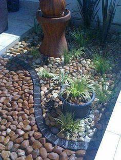 Stunning Rock Garden Landscaping Ideas 92