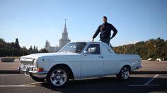 GAZ 24 Pickup a hatodik #GAZ24 #volga