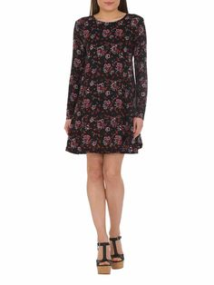 Melinda Swing Dress Swing Dress, Cold Shoulder Dress, Dresses For Work, Collection, Style, Fashion, Swag, Moda, Fashion Styles