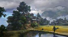 come back, ling xiang on ArtStation at https://www.artstation.com/artwork/4lgZ2